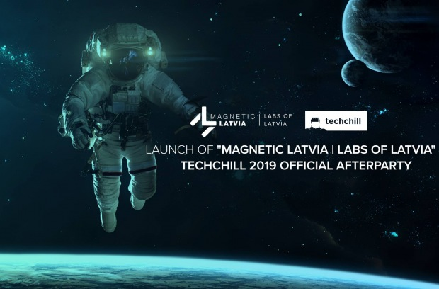 Labs of Latvia RE-LAUNCH and TechChill Afterparty 2019