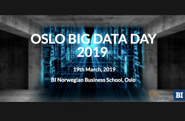 Oslo Big Data Day 2019