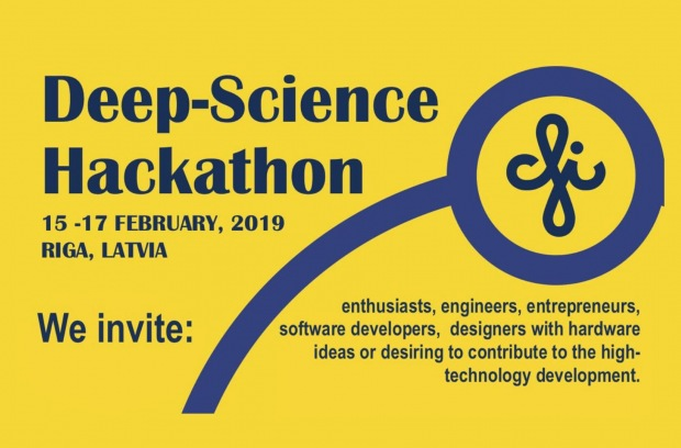 Deep Science Hackathon 2019
