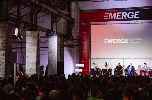 Emerge 2019 Tech Conference Minsk Belarus