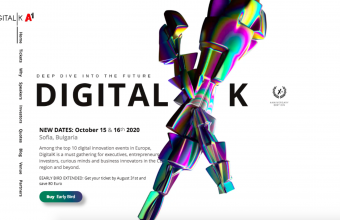 Digital K image