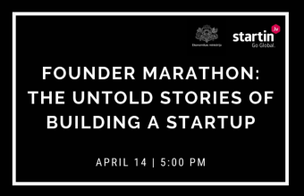 Founder Marathon: The Untold Stories of Building a Startup