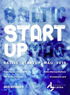 Baltic Startup Mag 2019
