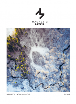 Magnetic Latvia Magazine Winter 2019