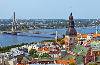 Riga - one of the least expensive cities to relocate to and live